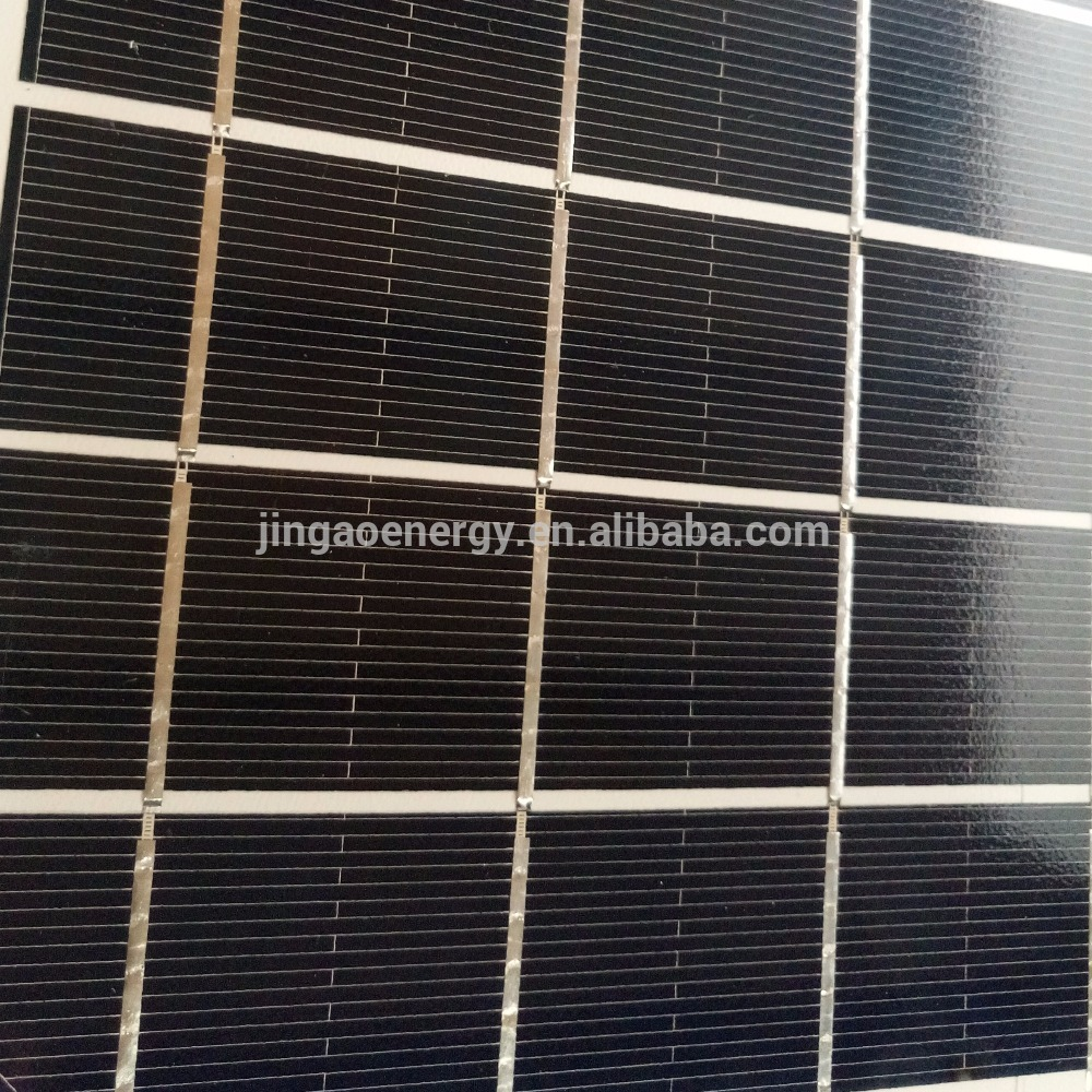 Low price of Brand new Electricity good, environmental protection monocrystalline low cost solar panel