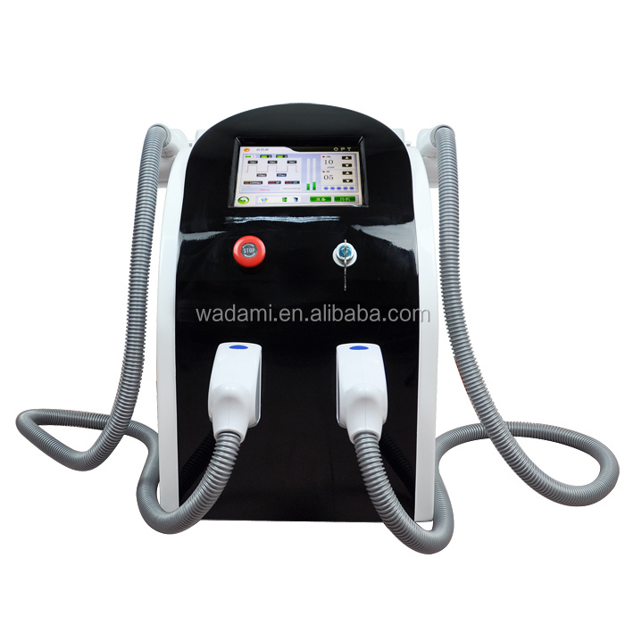 DM-E60 portable shr ipl laser hair removal machine