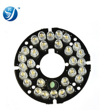 FY LED Manufactory 850nm 30 IR LED PCB Board for CCTV Assembly