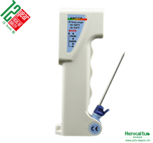 AZ8838 Gun Type Food Safety HACCP Precision Infrared thermometer IR Meter with Stainess probe