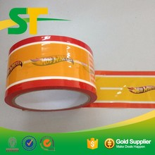 new products strong adhesive acrylic super clear bopp packing tape
