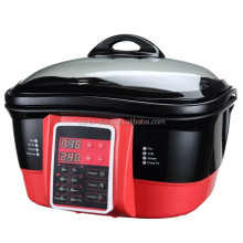 Supreme 8-in-1 Magic Multi cooker, Multi-Function Cooker, Boil, Grill, Fry, Steam, Fondue, Roast, Stew, Keep Warm 8 IN 1