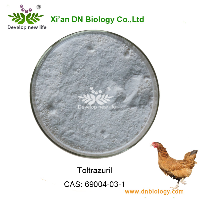 2017 New Batch of Veterinary Grade Toltrazuril For Sale