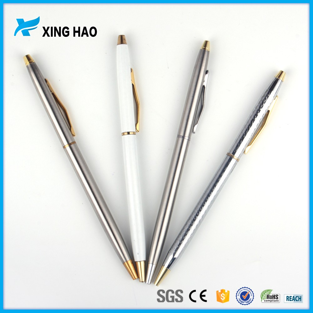 Hot selling promotional high quality slim aluminum metal stylus ball <strong>pen</strong> for gift / giveaway