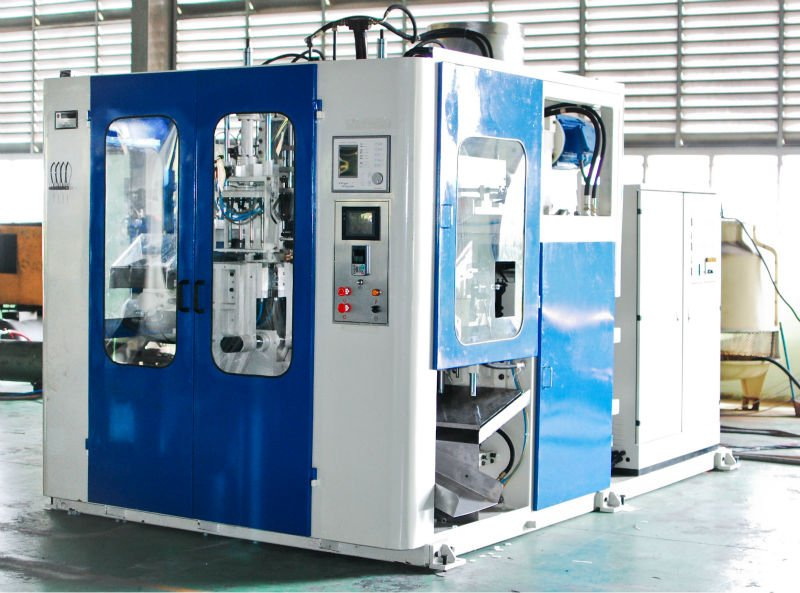 2L Blow Moulding Machine for making HDPE/PP/PVC Bottles