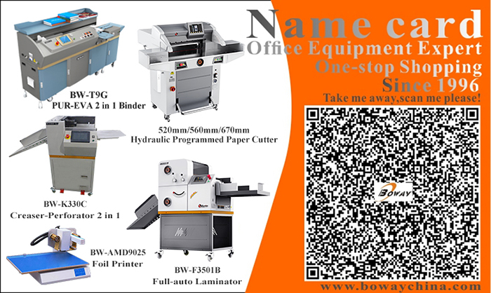 Business Card hand feed Gemini Cut Slitter Cutter Creaser Perforator