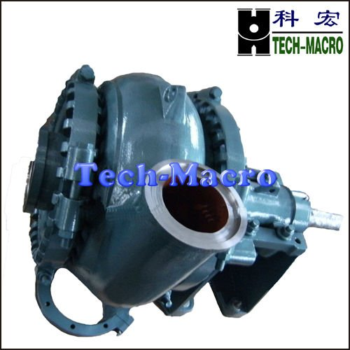 China Sand pump for land and dredger for sale