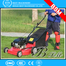 engine lawn mower with aluminum deck / self- propelled Lawn Mower / CE approved lawn mower Verge Flail mower