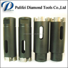 Matrix Segment Granite Dry Cutting Diamond Drill Core Bit for Stone Reinforce Concrete Drilling Holes