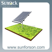 Commercial Application and Normal Specification 50KW Ground mount solar panels