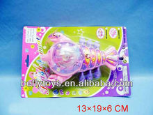 Kids toy pull string toy lobster flashing plastic shrimp