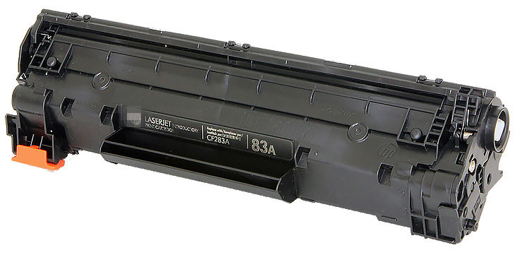 New premium office & school supplies cf283a toner cartridge laser printer toner