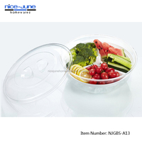 3-in-1 Serving Tray on Ice with Bonus 18-Egg Tray Insert