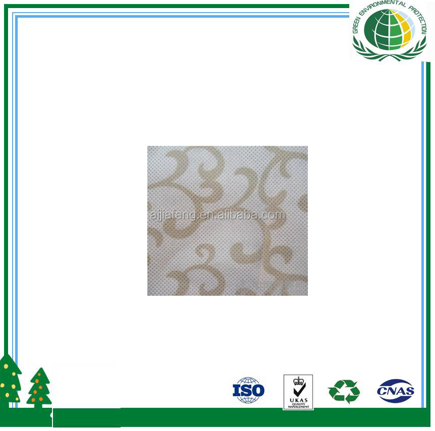 nonwoven fabric for embroidery backing