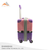 High Quality PC Wheeled Trolley Luggage Case With Tsa Lock