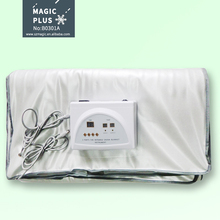 2018 Magic B0301 Hot Selling 3- zone Body Thermal Slimming Blanket Heat blanket For Sale