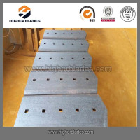 bulldozer cutting edge 198-71-31550 for cat spare parts