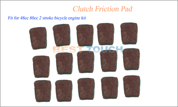 48cc 60cc 66 70cc 80cc 2 stroke bicycle engine parts clutch friction pad