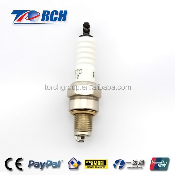 motorcycle engine with reverse gear NGK C7HSA spark plug