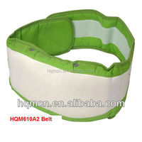 2015 hot sell electric fat burning vibration slimming massage belt