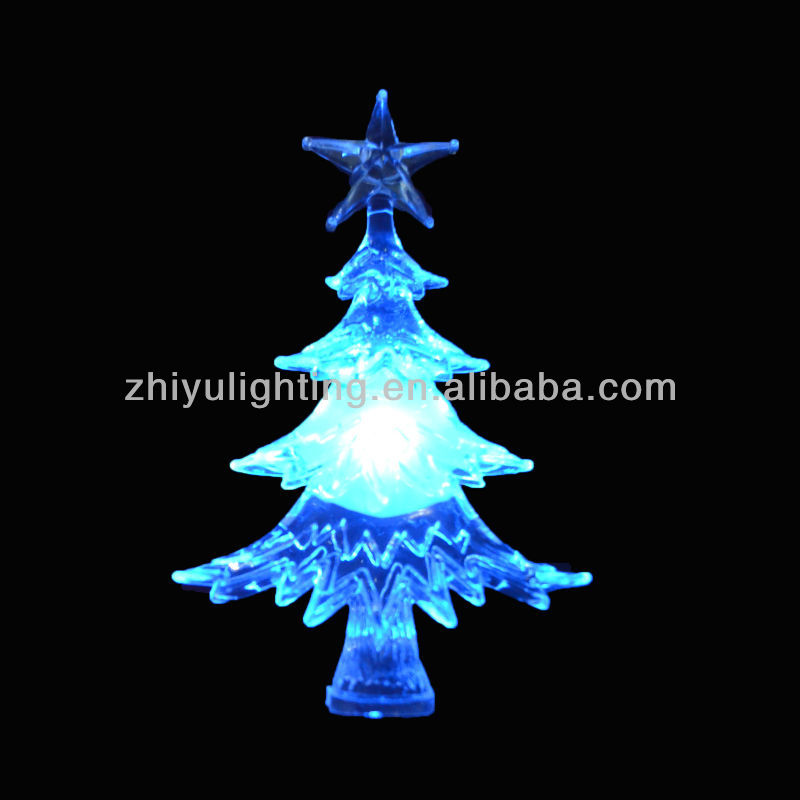 LED Christmas light,light up LED toys,small gifts for X-mas tree led lamp