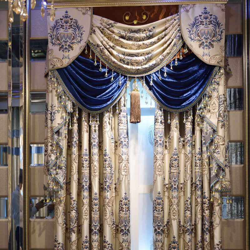 modern hanging decorative string curtain