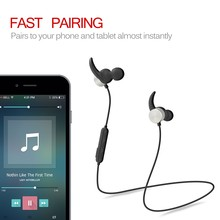 V4.1 Hi-fi Bluetooth Wireless GYM Stereo Headphone for Smart Phones & Tablets --- R1615