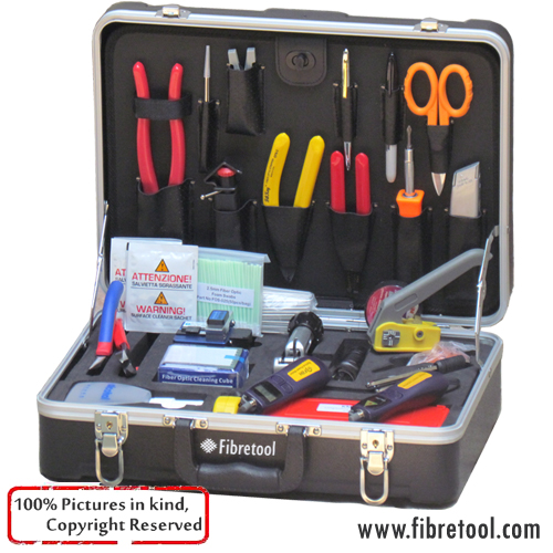 Fibretool HW-6500N Fiber Optic Fusion Splicing Tool Kit