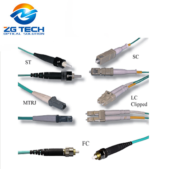 FTTH SC/LC/ST/FC fiber optic fast connector