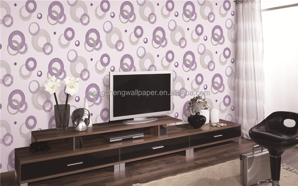 2015 New Interior Modern Design Wallpaper For Office Wall