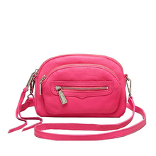 Philippines welcomed supplier wallet pink zip pockets hobo bag