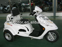 110cc handicapped three wheel motorcycle