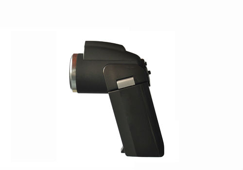 flir thermal camera (thermal imaging and visual image)