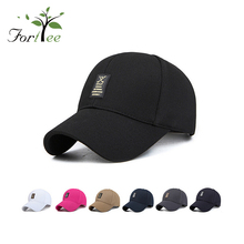 Promotional hot sale new cotton fashion men cycling snapback custom sports baseball cap