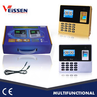 With OEM available fingerprint employee attendance machine , time clock