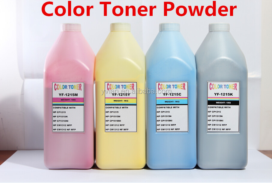 Color toner powder compatible for HP CP5525n/dn/xh /compatible laser toner powder