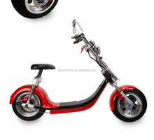 New product double seat 2 wheel electric scooter citycoco 2000 w
