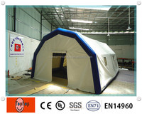 Customized Environmental inflatable party tent , Inflatable Air Tent for rental business