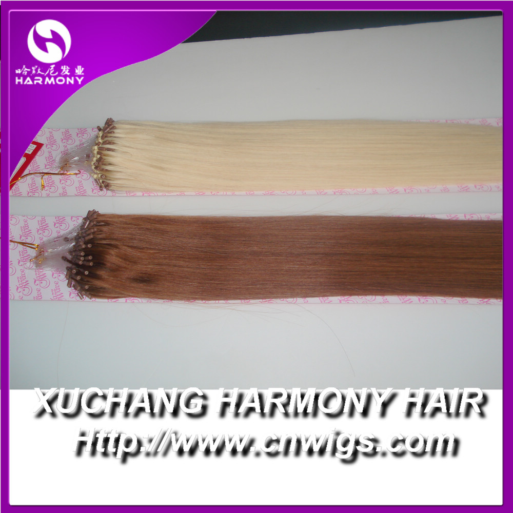 Quality yaki micro bead hair extensions