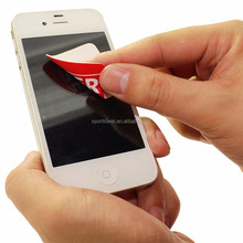 Wholesale Display Cleaner Sticker, Mobile Phone Screen Cleaner Wipe
