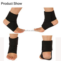 China Supplier breathable ankle brace colorful high elastic ankle support