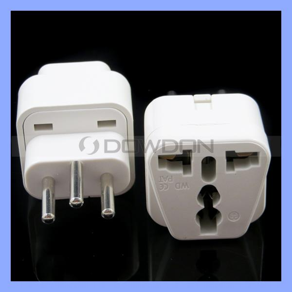 High Power Switzerland Travel Adapter Plug 250V 10A Swiss to US UK EU Multi Plug AC Power Charger Swiss Outlet Adapter