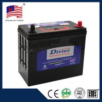 46B24 jis style Trucks japanese car battery