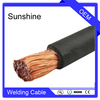 50MM2 or 70MM2 welding or generator lead cable with rubberized jacket