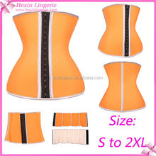 Colorful Optional Comfortable Waist Shaper Thermal Corset