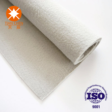 Needle punch polyester fabric nonwoven raw rolls for shoes production