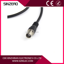 Factory price high speed 75 OHM shielded RG6 coaxial cable
