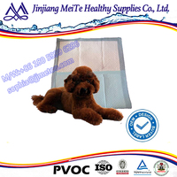 Puppy training ped made in China puppy incontience pet pad / pets dispoable ped bed mats