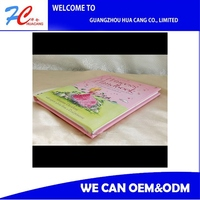 hardcover book suppliers in guangzhou china personal hardcover book printing plastic cover for hardcover books