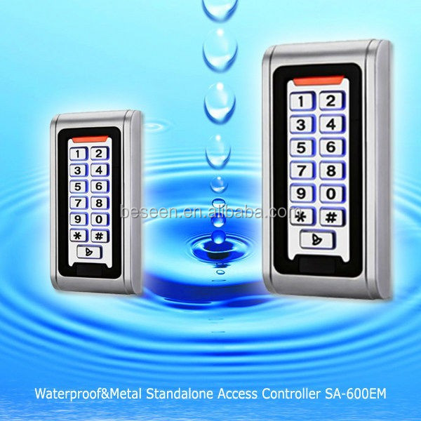 Metal RFID Stand Alone Access Control BS-S600 waterproof READER